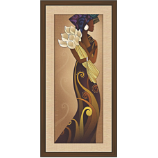 African Modern Art Paintings (A-6978)