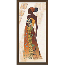 African Modern Art Paintings (A-7002)