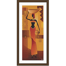 African Modern Art Paintings (A-7007)