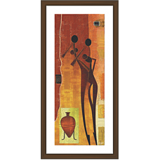 African Modern Art Paintings (A-7022)
