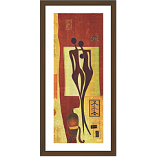 African Modern Art Paintings (A-7023)
