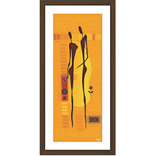African Modern Art Paintings (A-7030)