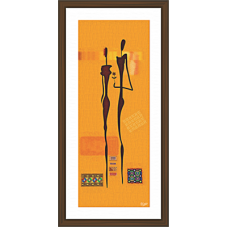 African Modern Art Paintings (A-7031)