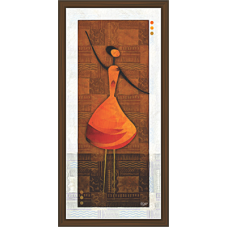African Modern Art Paintings (A-7091)