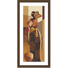 African Modern Art Paintings (A-7101)