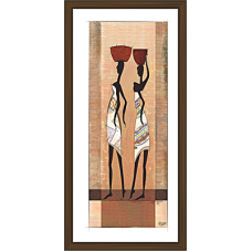 African Modern Art Paintings (A-7131)