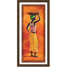 African Modern Art Paintings (A-7142)