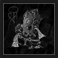 Ganesh Paintings (BW-16492)