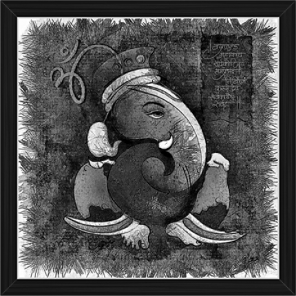 Ganesh Paintings (BW-16493)