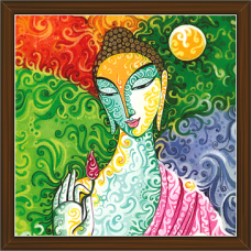 Buddha Paintings (B-2843)