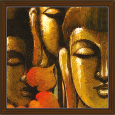 Buddha Paintings (B-2844)