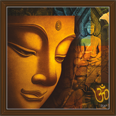 Buddha Paintings (B-2874)
