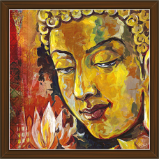 Buddha Paintings (B-2877)