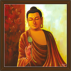 Buddha Paintings (B-2880)