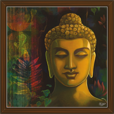 Buddha Paintings (B-2881)