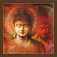 Buddha Paintings (B-2907)