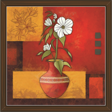 Floral Art Paintings (FS-990)