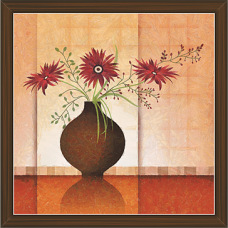 Floral Art Paintings (FS-995)