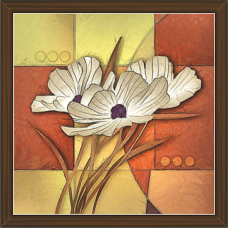 Floral Art Paintings (FS-998)