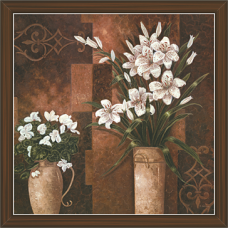 Floral Art Paintings (FSS-1484)