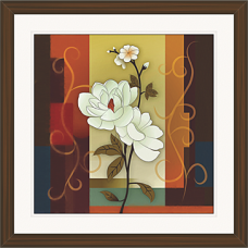 Floral Art Paintings (FSS-1542)