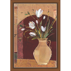Floral Art Paintiangs (F-10204)