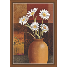 Floral Art Paintiangs (F-10231)