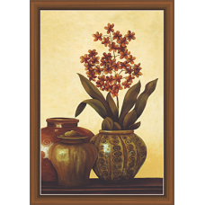 Floral Art Paintiangs (F-10239)