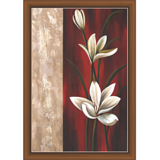 Floral Art Paintiangs (F-10265)