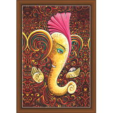 Ganesh Paintings (G-11964)
