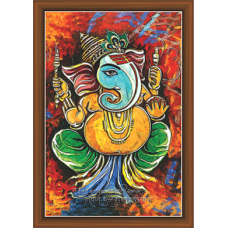 Ganesh Paintings (G-11975)