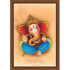Ganesh Paintings (G-11977)