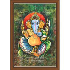 Ganesh Paintings (G-11982)