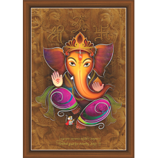 Ganesh Paintings (G-11984)