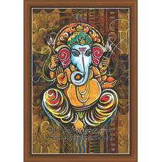 Ganesh Paintings (G-11985)