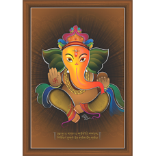 Ganesh Paintings (G-11988)