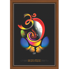 Ganesh Paintings (G-11991)
