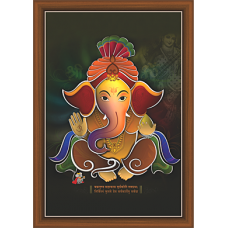 Ganesh Paintings (G-11993)