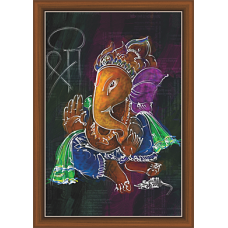 Ganesh Paintings (G-11999)
