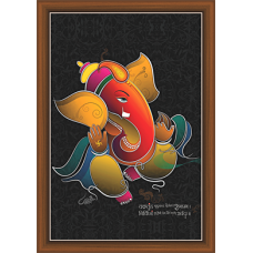 Ganesh Paintings (G-12000)