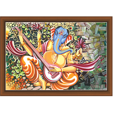 Ganesh Paintings (G-12485)
