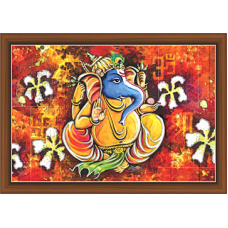Ganesh Paintings (G-12487)
