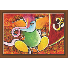 Ganesh Paintings (G-12491)