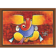 Ganesh Paintings (G-12492)