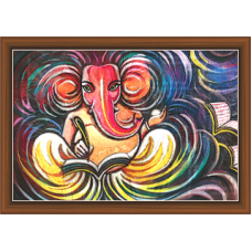 Ganesh Paintings (G-12494)