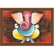 Ganesh Paintings (G-12495)