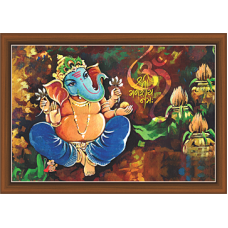 Ganesh Paintings (G-12497)