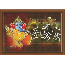 Ganesh Paintings (G-12499)