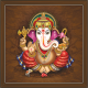 Ganesh Paintings (GS-1849)