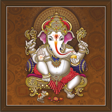 Ganesh Paintings (GS-1854)
